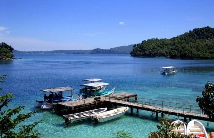 5 Tempat wisata Sabang yang Pesona Pulau di ujung Barat Negara
