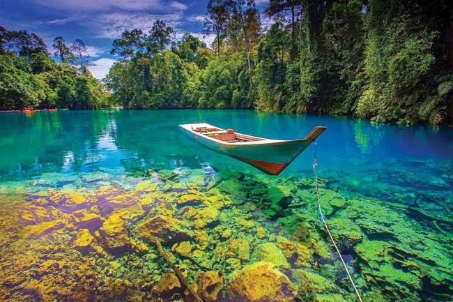 6 Tempat Wisata Keren di Kalimantan Timur
