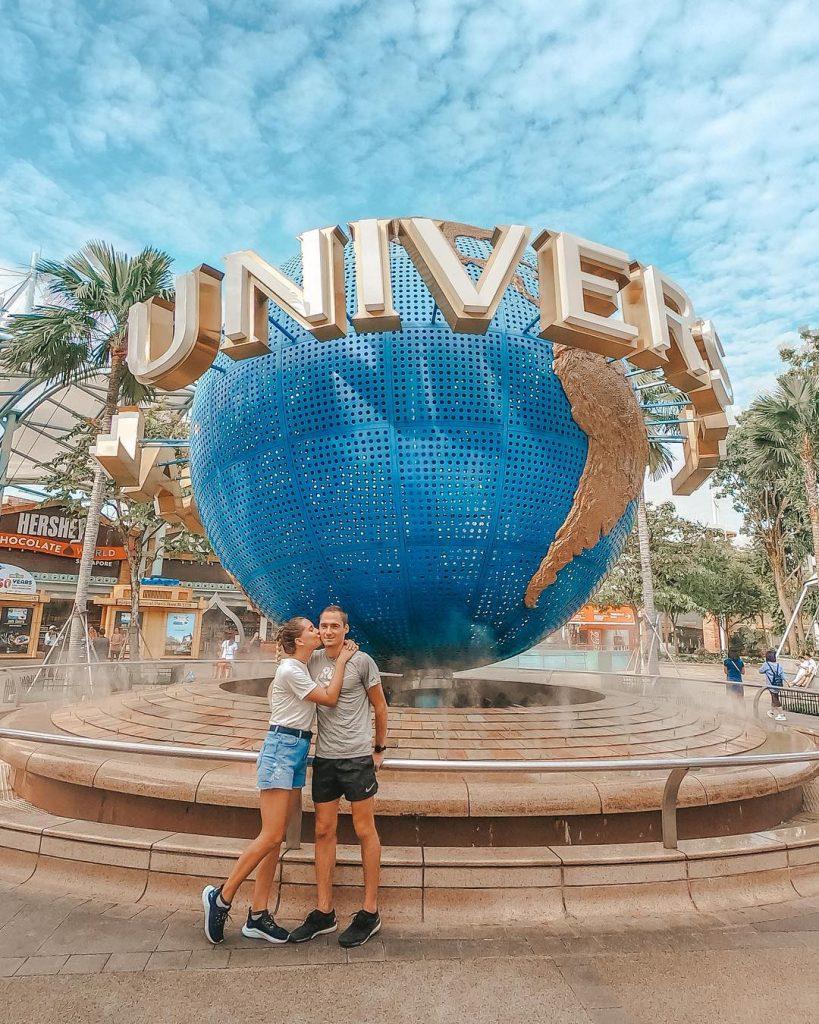 Universal Studios Singapore, Singapura