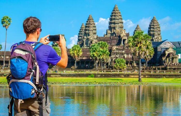 Cantiknya Wisata Yang Ada Di Kamboja