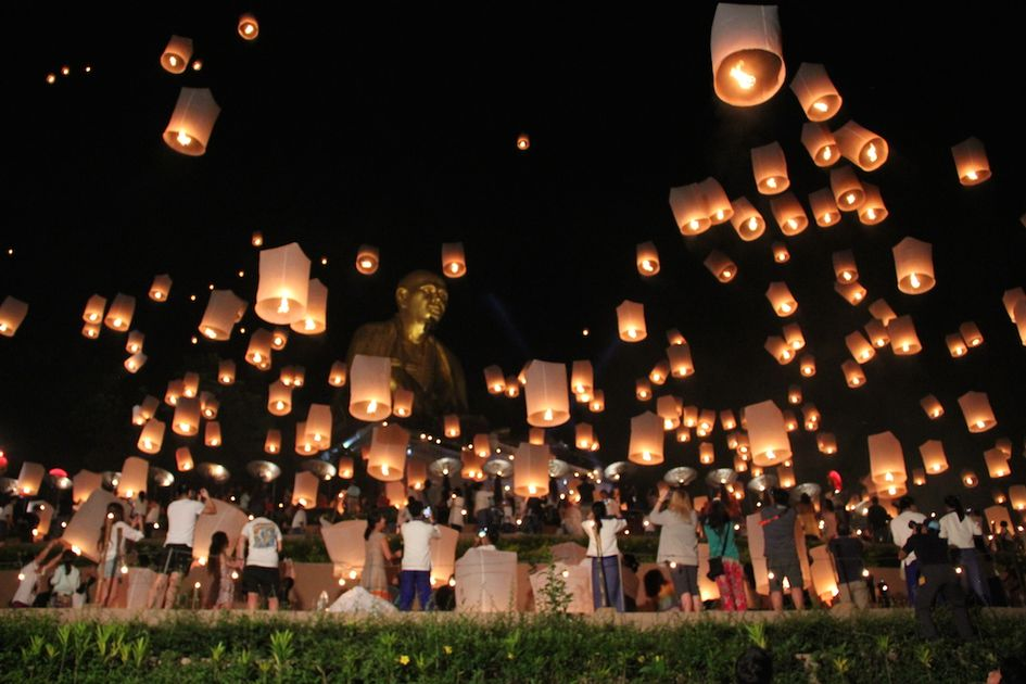 Wisata Festival Lampion Di Asia