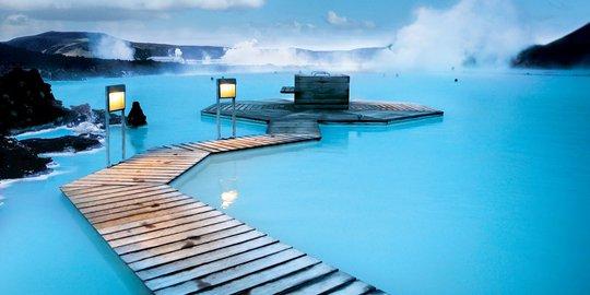 Pemandian Air Panas Yang Menakjubkan Yang Ada Di Dunia